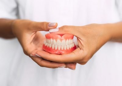 dentiera dentale como